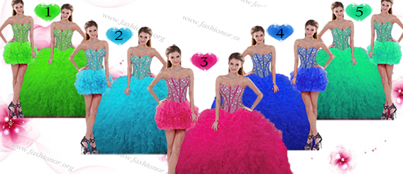 short quinceanera dresses and sweet 16 dresses
