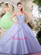 2016 Beautiful Lavender Quinceanera Dresses with Appliques SJQDDT222002-1FOR